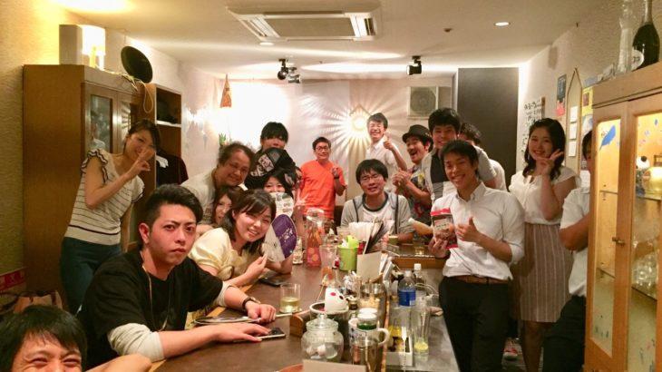 名古屋栄のお酒が飲めない人でも入りやすいバー【ノンアルコールカクテルが美味しい場所】