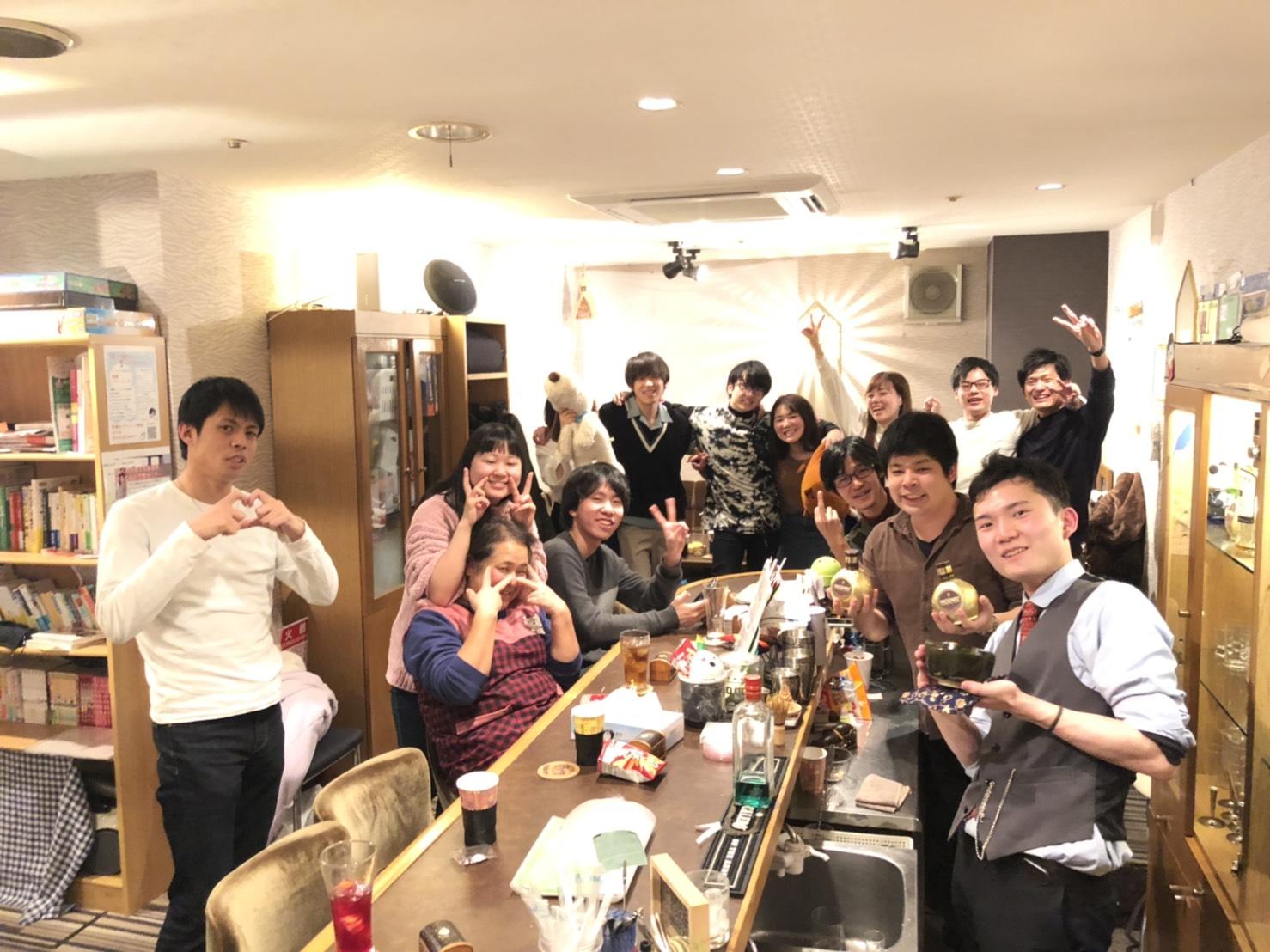 2/14〜22日のイベント。1日店長!名古屋栄の面白いバー!