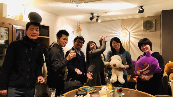 【くっちーのインナーチャイルドカードBAR】in名古屋栄の旅バー夢port