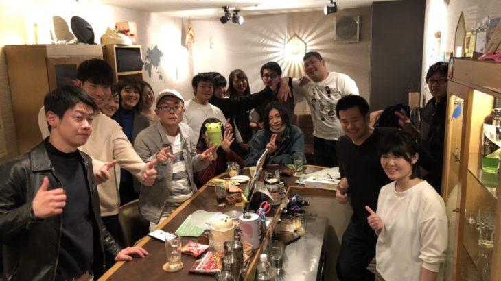 【まいちゃん&翔のお弁当BAR】in名古屋栄