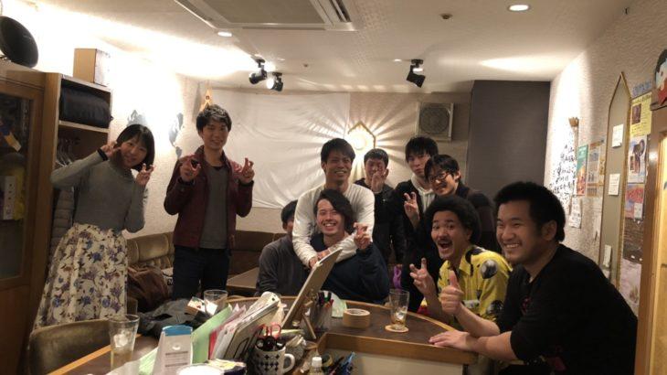 【けんごのサバ缶パスタBAR】【現役演歌歌手】in名古屋栄