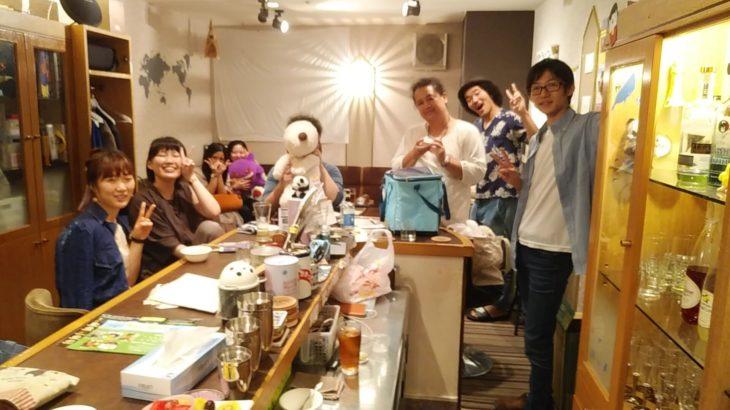 【潤(佐々木)のヒーリング&メンタルコーチBAR】名古屋栄の面白い観光地!