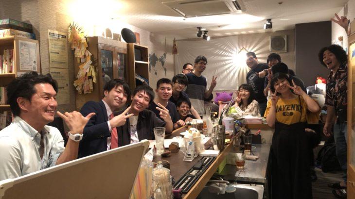 TRPG(ボードゲーム)BAR。名古屋栄の珍しい場所。観光地。居酒屋。