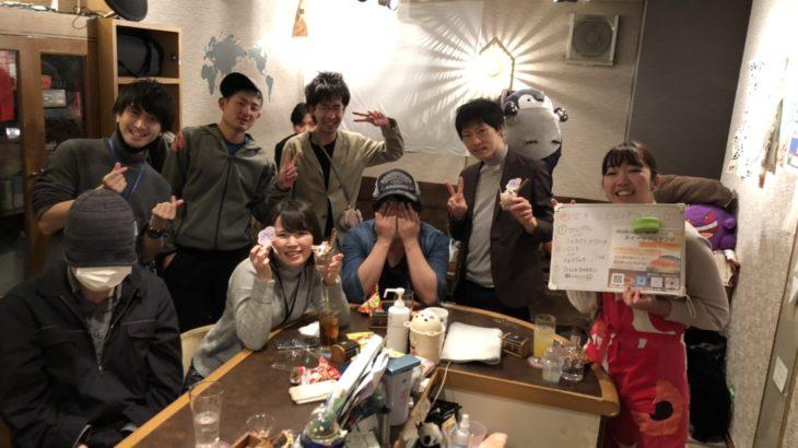 通常営業バー!名古屋栄のおもしろいお店!