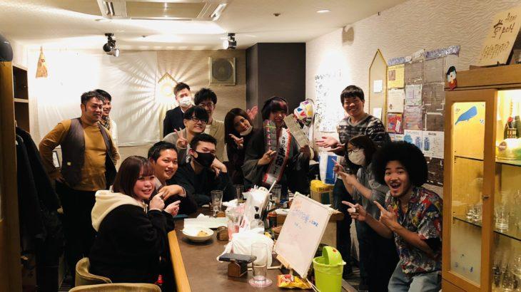 ギター&ソーセージエッグマフィンバー!名古屋栄!